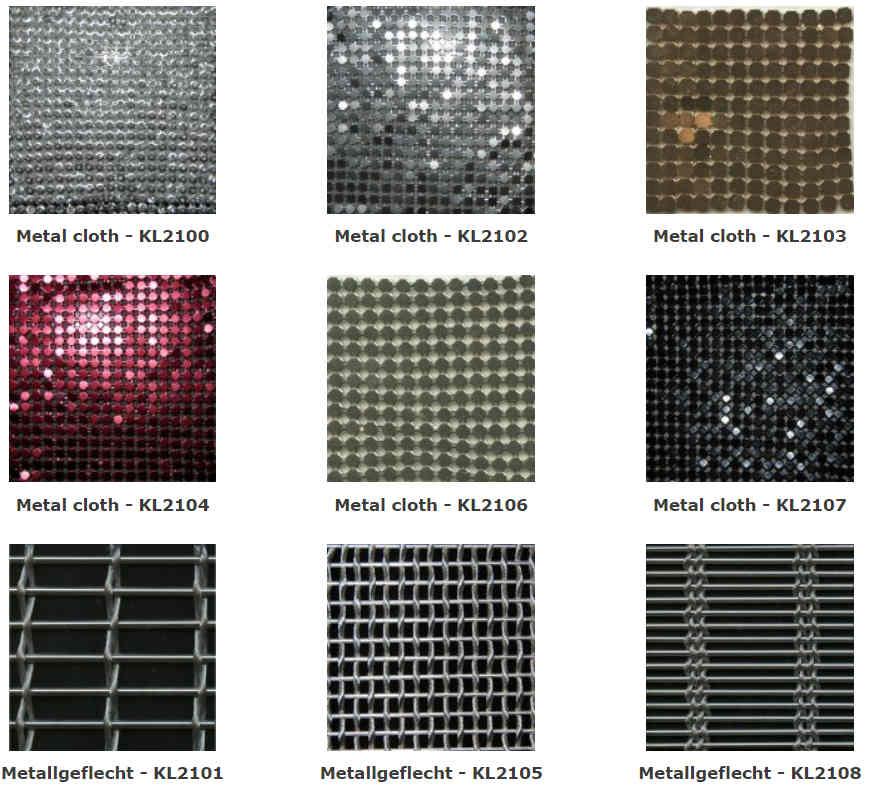 Metallgeflechte