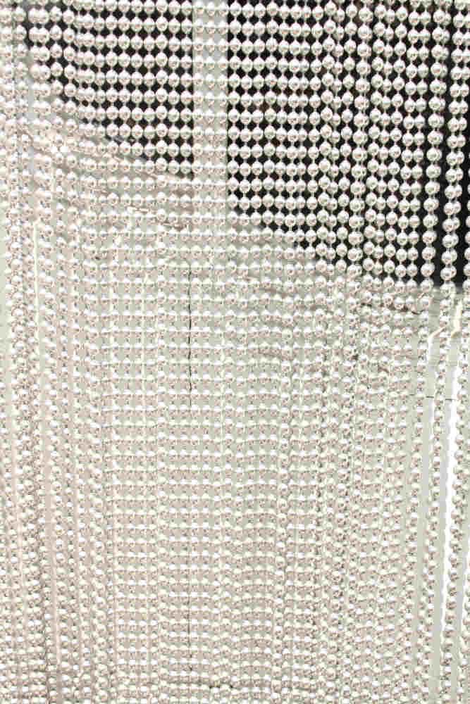 Varia Perlenvorhang weiß