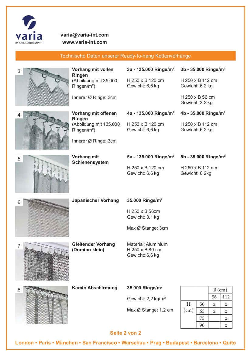 Kettenvorhang Flyer Seite 2