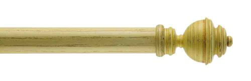 Gardinenstange von Byron & Byron - Aercolanium Buttermilk Scratched