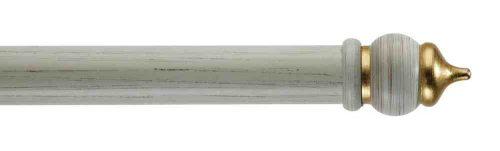 Gardinenstange von Byron & Byron - Byzantium Ivory Scratched