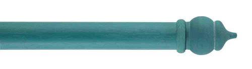 Gardinenstange von Byron & Byron - Byzantium Turquoise