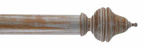 Gardinenstange von Byron & Byron - Clandon Stripped Pine