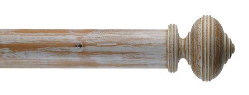 Gardinenstange von Byron & Byron - Hardwick Stripped Pine