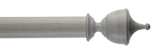 Gardinenstange von Byron & Byron - Osterley Ivory Scratched