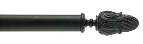 Gardinenstange von Byron & Byron - Sintra Antiqued Black