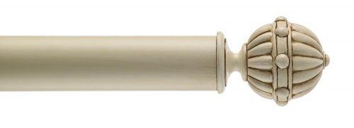 Gardinenstange von Byron & Byron - Hampton Antique White