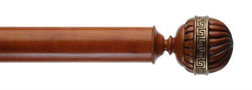 Gardinenstange von Byron & Byron - Olympia Cherrywood & Details