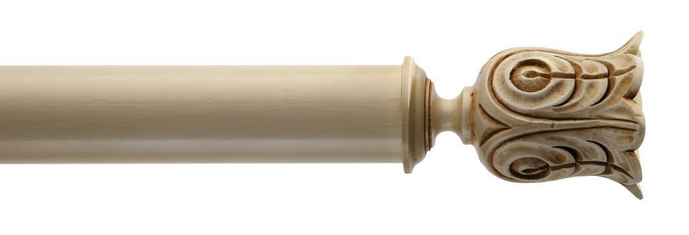 Gardinenstange von Byron & Byron - Siena Antique Cream