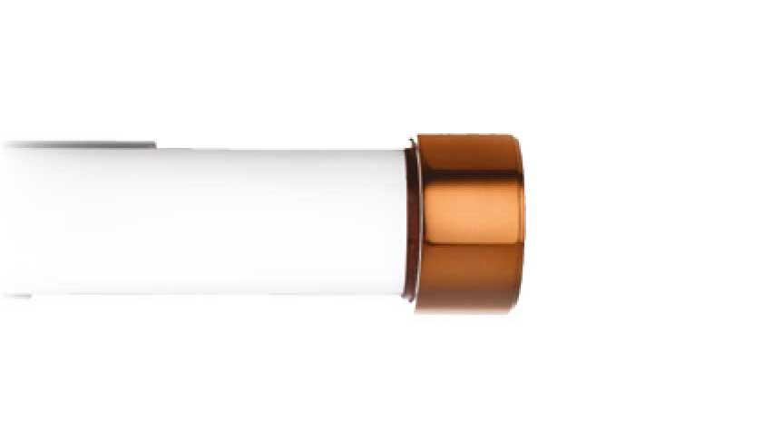 Endcap copper