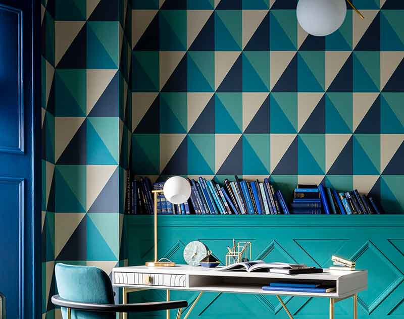 Cole and Son Tapeten - Geometric II