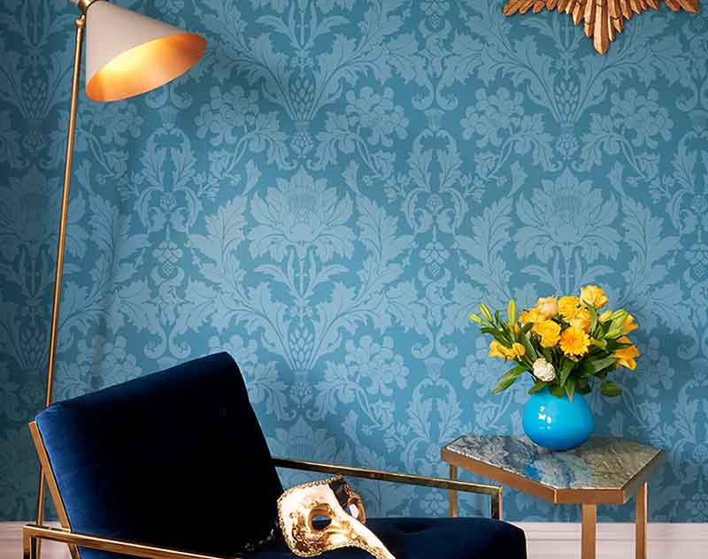 Cole and Son Tapeten - Mariinsky Damask