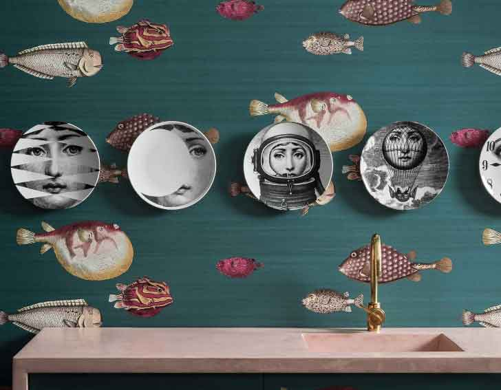 Cole and Son Tapeten - Fornasetti