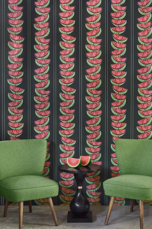 Wassermelonen Tapete barneby Gates