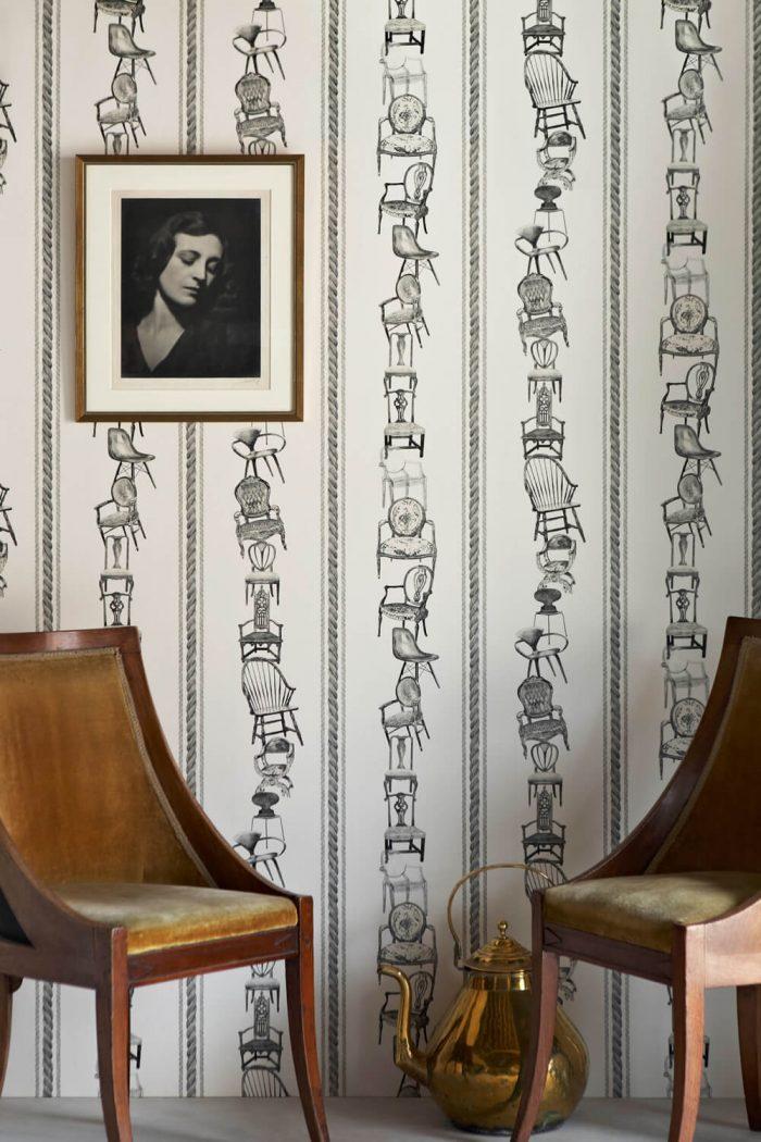 Stühle Tapte Barneby Gates