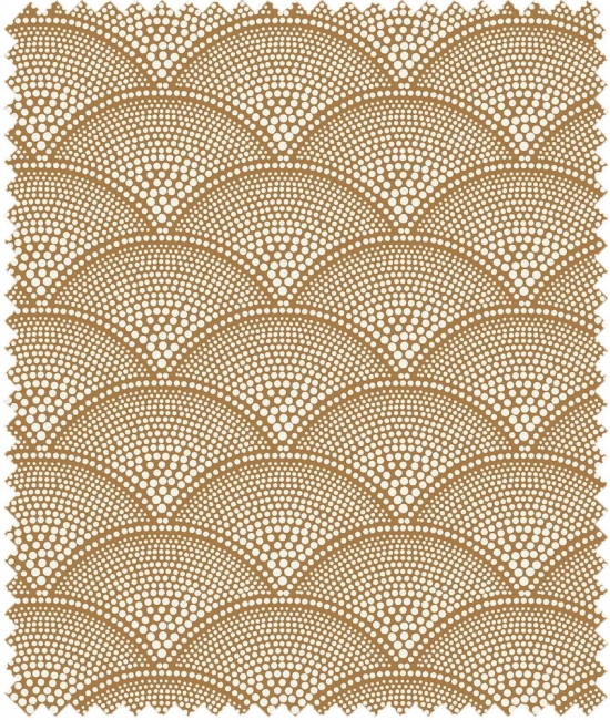 Cole and Son Stoffe - Feather Fan Jacquard