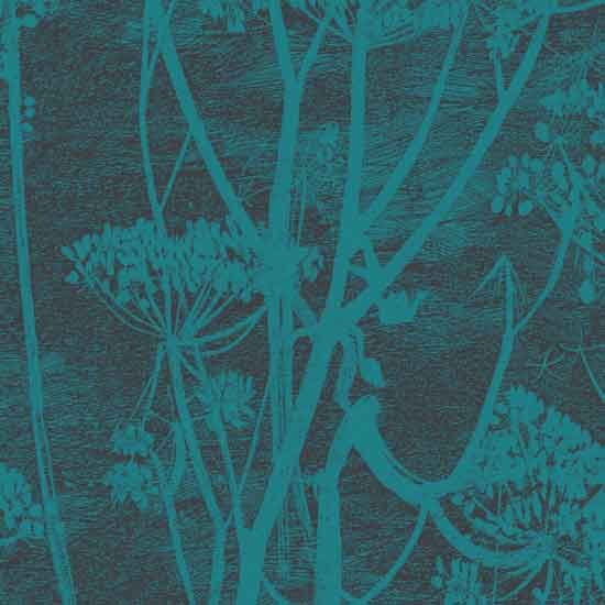 Cole and Son Tapete - Cow Parsley