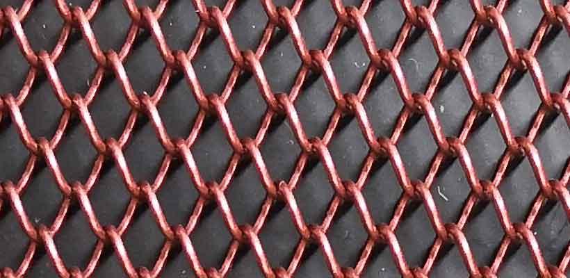 Kupfer Rot