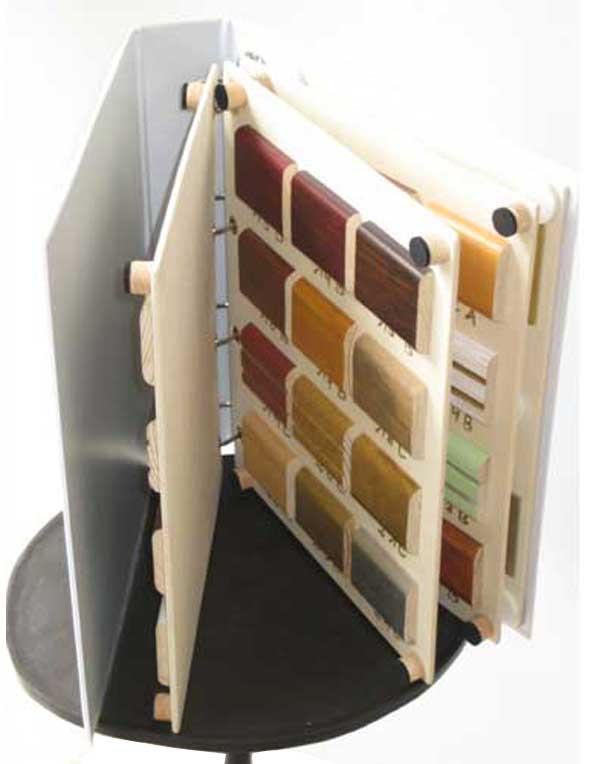 Buch Holzfarben